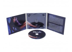 CD persen in Digipack drieluik